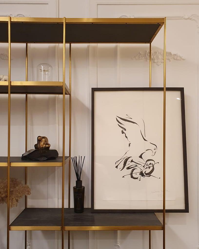 Mircea Cantor in Adrian's home