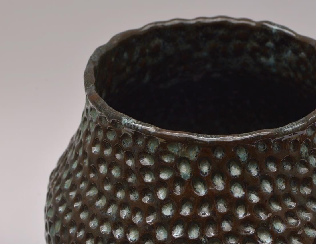 River Stones Vase